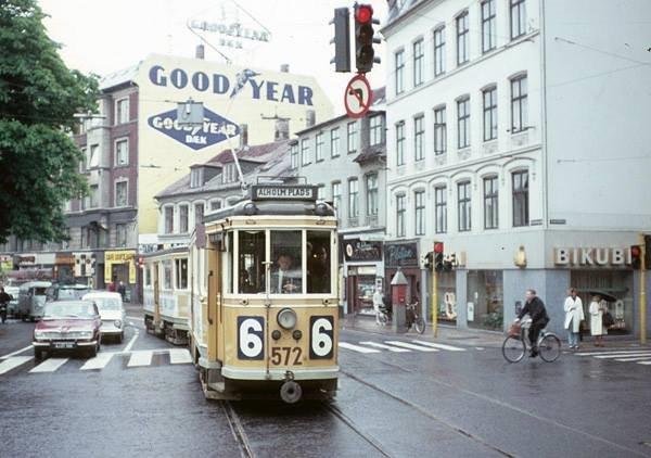 den gamle bydel i Odense samlejer