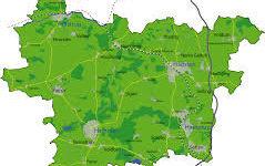Afbrændingsforbud i dele af Østjylland