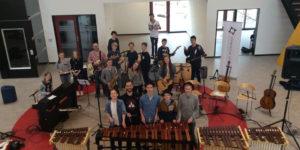 Favrskov Musikskole på turne