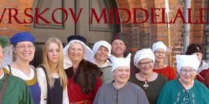 FAVRSKOV MIDDELALDER  kan i år fejre sit 10 års jubilæum