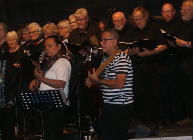 Kirkekaffe fejrer 10 års jubilæum med nicaraguansk musik