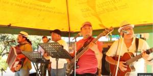 En uge med musikalsk besøg fra Nicaragua - til Kirken i Hinnerup