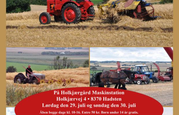 Veteranhøstdage – i år med plove og harver gennem tiden og bevaringsværdige dyr