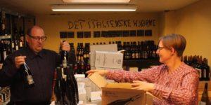 Nyhedsbrev fra Wineboutique