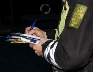 Snuppet for kørsel uden kørekort i Hadsten