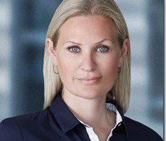 Britt Bager holder båltalen i Lyngå