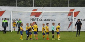 NMT BYENS CUP på NMT - ARENA i weekenden