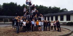 Lions Club Hadsten donation til Skolepatruljen
