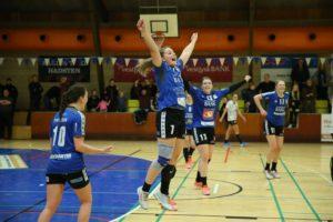Pressemeddelelse fra HSK-Håndbold