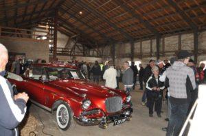 REKORD STORT antal klassiske køretøjer på Wedelslund