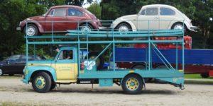 Flot udstilling af lækre veterankøretøjer på Lilleåmarked 2017