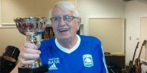 Mr. HG/HSK Fodbold fylder 70 år i dag