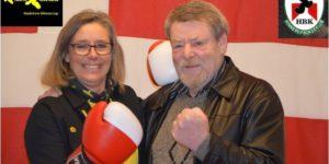 Natteravnene glæder sig til et godt samarbejde i Hinnerupbokseklub.