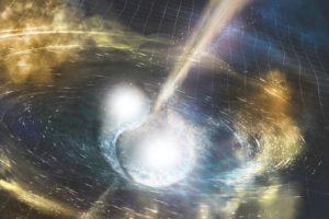 Relativitetsteori og gravitationsbølger