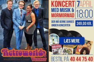Koncert i Retroworld, Lerbjerg