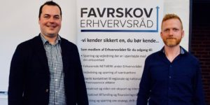 Nyt fra Favrskov Erhversråd