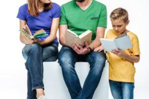 Læsedyst i Favrskov for hele familien