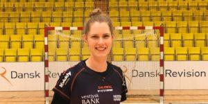 Mathilde Strunge skifter til Hadsten Håndbold