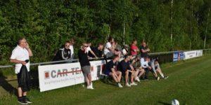 1-1 i lokalopgøret mod Hammel
