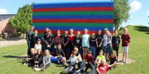 Elever giver noget til fællesskabet