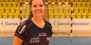Sofie Hakala til Hadsten Håndbold