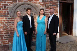 Sommerkoncert i Vejrslev Kirke
