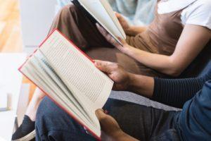Hjernedage: Lydløs læsefest