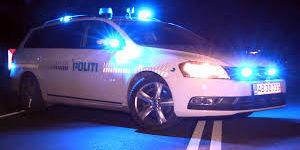 5 biler involveret i sammenstød