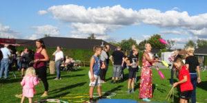 Lyngå Byfest kom godt fra start -