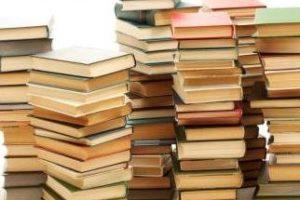 Bogsalg på Hadsten Bibliotek