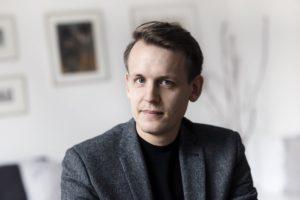Fredrik Lindhardt: Lidt af far - foredrag om Alzheimer