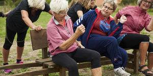 Let motion i naturen med Ældre Sagen