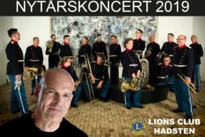 Nytårskoncert med Lions Club Hadsten