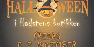 annonce :  Halloween i Hadsten