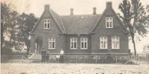 En gård i Lyngå - Bondesholm