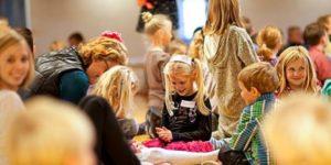 Tværfagligt samarbejde skal skabe mere trivsel for sårbare børn