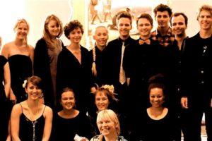 Nytårskoncert med Vokalgruppen Concordia i Lyngå Kirke