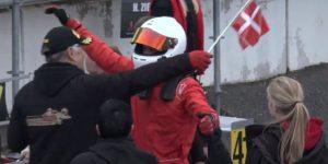 Mads Hoe dansk mester i Formel 5 2018