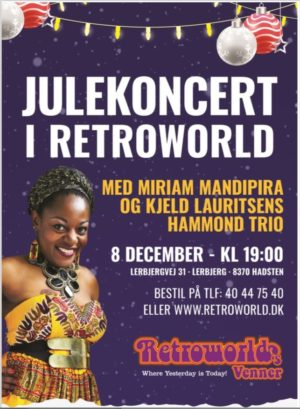 Julekoncert i Retroworld, Lerbjerg