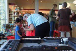 Åbent hus i musikskolen