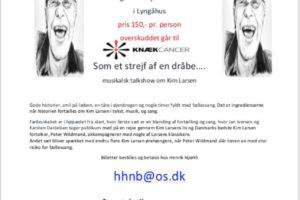 LYNGÅ KNÆKKER CANCER