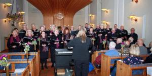 Orgelbrus og korsang i Sct. Pauls Kirke