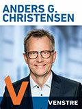 Anders G. Christensen - Venstre
