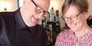 Flemming og Rikke byder velkommen igen