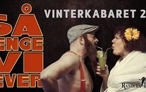 Randers Egnsteaters Vinterkabaret i kulturhuset Sløjfen mandag den. 11. marts