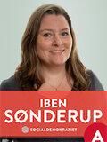 Iben Sønderup - Socialdemokratiet