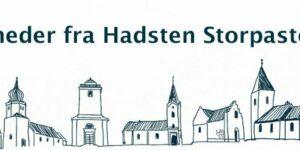 Nyheder fra Hadsten Storpastorat