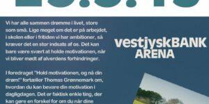 Thomas Grønnemark kommer til Hadsten