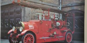 Dansk produceret brandbil fejrer 100 års fødselsdag