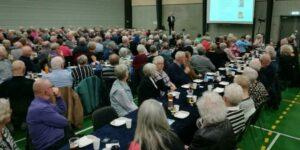 Over 300 til årsmøde i Ældre Sagen Hinnerup